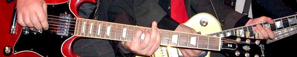 Jota con guitarra y amigos